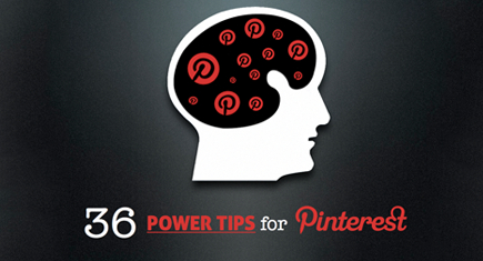 36 power tips for Pinterest users