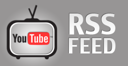 YouTube RSS Feed icon