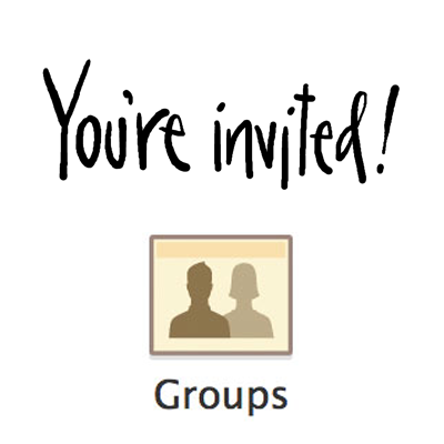 3 steps to inviting people to join a Facebook Group