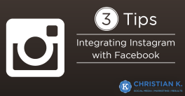 Integrate Instagram with Facebook