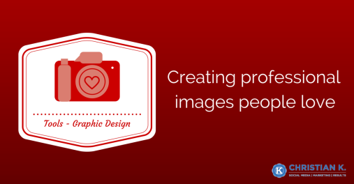 Tools to create images for social media