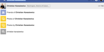How to Delete Facebook Graph Search History [video]